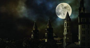 St Augustine de nuit, ses mystères, ses fantômes et ses millions de lumières pour Noël !