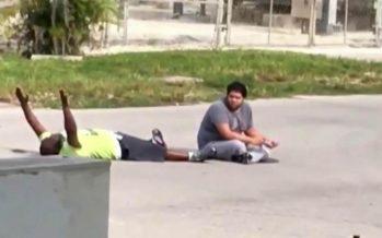 Charles Kinsey porte plainte contre le policier de North Miami qui lui a tiré dessus