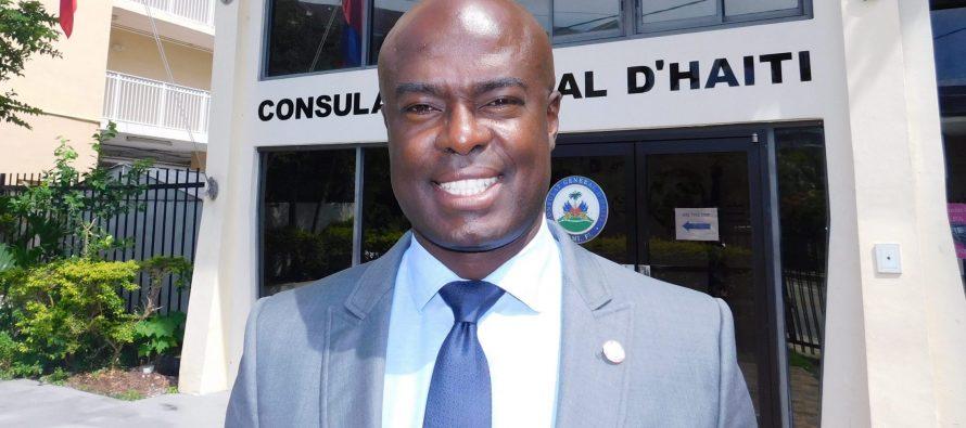 Entrevue avec Gandy Thomas, nouveau consul Général d'Haïti à Miami
