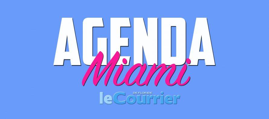 Cocktail de bienvenue de Miami Accueil