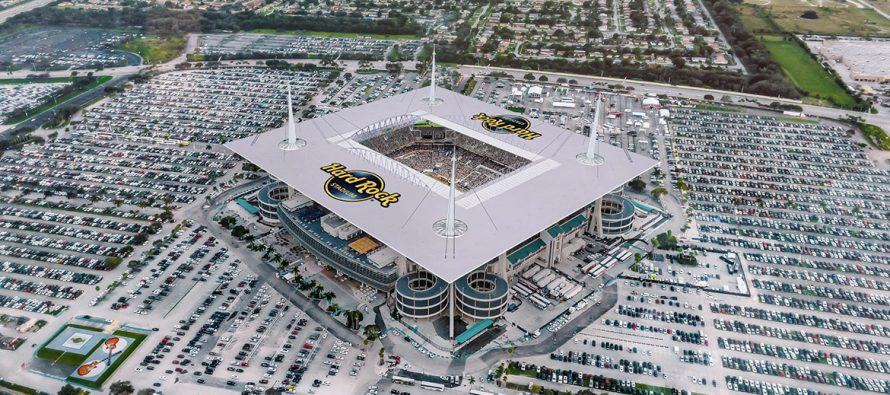 Miami : adieu Sun Life Stadium, bonjour Hard Rock Stadium !