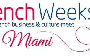 French Weeks Miami 2016 : voici les dates officielles !