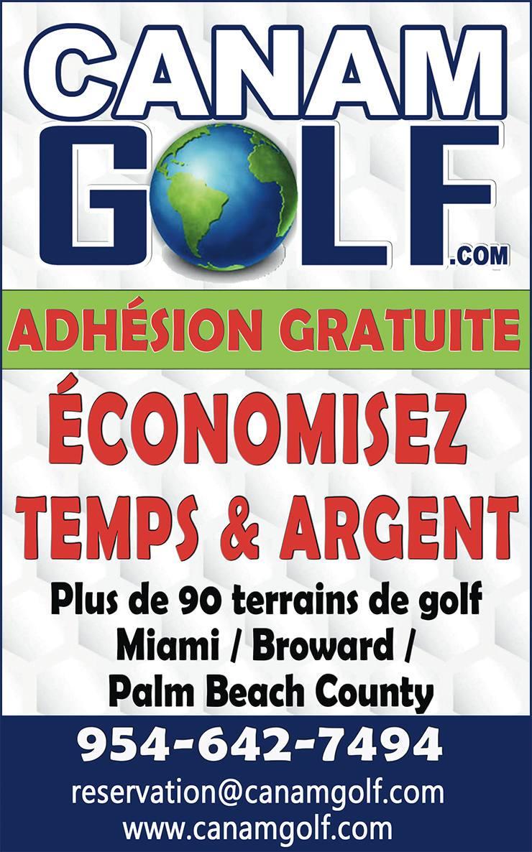 Golf Le Retour Du Tigre Le Courrier De Floride