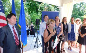 200 personnes et un nouveau consul à la rentrée de Miami Accueil !