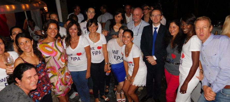 Soirée «Wine & Cheese» de FIPA à Miami en novembre