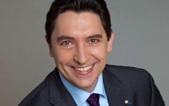 Visite du chef d'entreprise et sénateur français Olivier Cadic à Miami