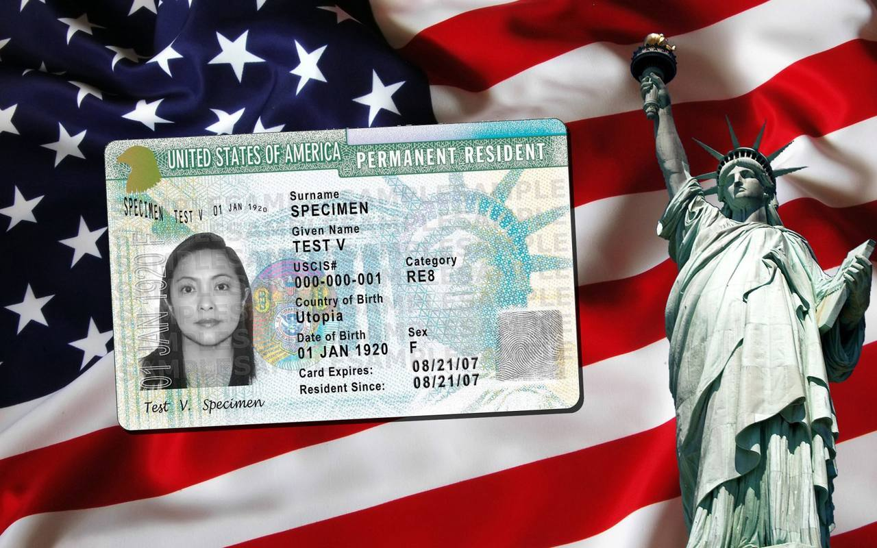 Photo of «Green Card» : la loterie 2019 pour obtenir la carte verte américaine est ouverte !