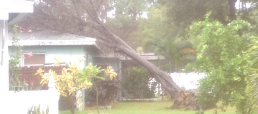 L'ouragan Hermine a frappé la Floride et il faiblit en entrant sur la Géorgie