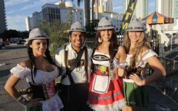 Octoberfest 2018 à Miami et en Floride : vous reprendrez bien une bière ?
