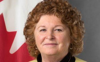 Mot d'accueil de la consule du Canada, Susan Harper, aux nouveaux arrivants en Floride