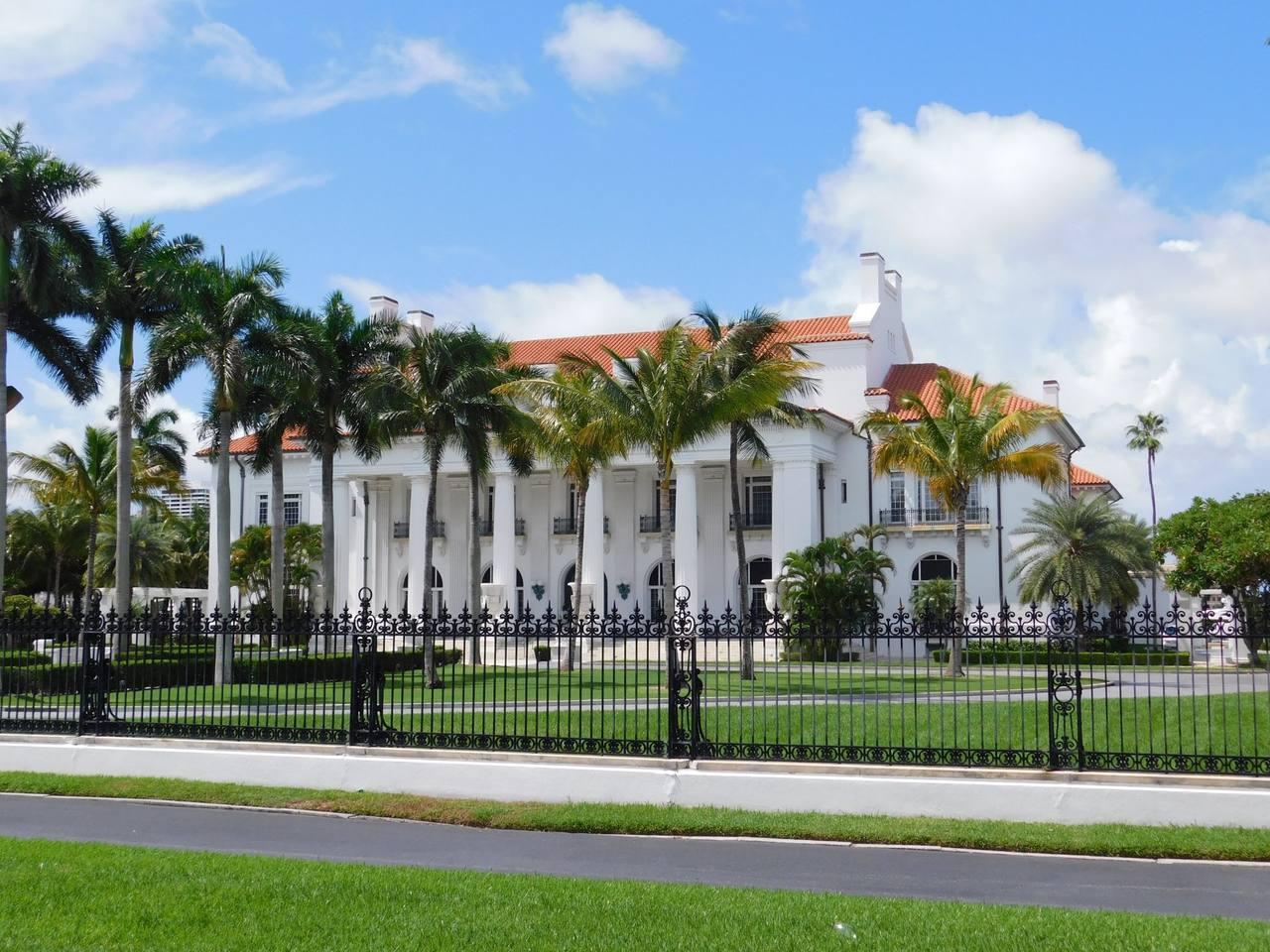 Visiter palm beach et west palm beach le courrier de floride for Jardin west palm