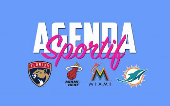 Calendrier sportif d'Avril 2019 à Miami : Florida Panthers, Miami Heat et Miami Marlins