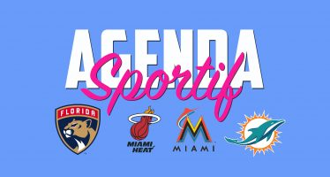 Calendrier Sportif d'Avril 2017 à Miami : Florida Panthers, Miami Heat et Miami Marlins