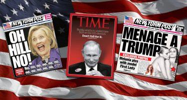 La pire campagne électorale de l'histoire des Etats-Unis touche à sa fin