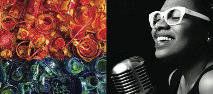Soirée Art et Jazz de l'EFAM à la Macaya Gallery de Miami