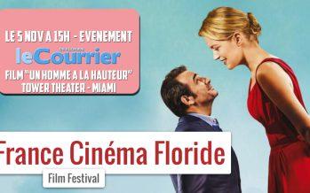 Le film «Un homme à la Hauteur» en première américaine à Miami