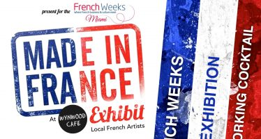 Evénement : Expo Artistes « Made in France » à Miami le 2 novembre
