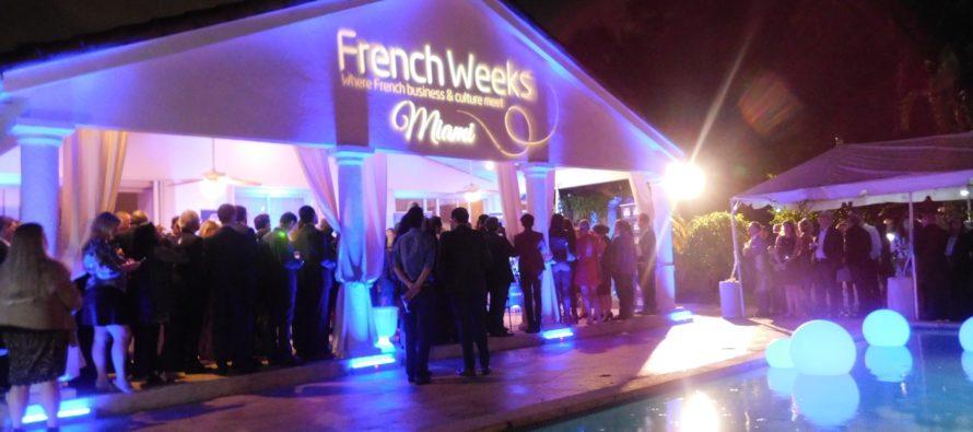 French Weeks Miami : ce sera le 10ème anniversaire en 2017 !