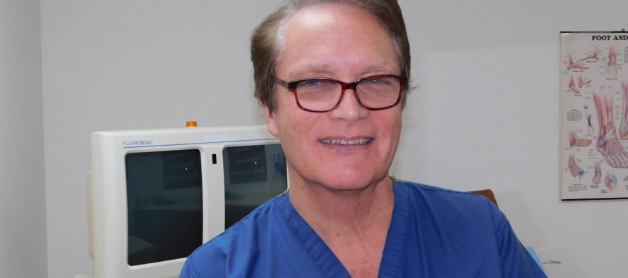 Problèmes de pied, chirurgie d'oignon en Floride : il y a le Dr Galati !