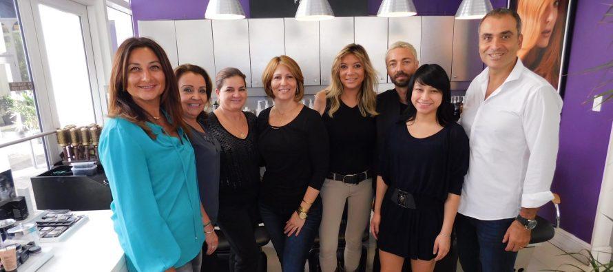 Le grand salon de coiffure & spa de Miami-Brickell : French Hair Studio !