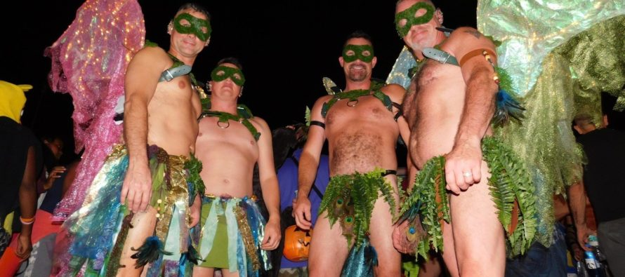 Wicked Manors : le très choquant Halloween de Fort Lauderdale
