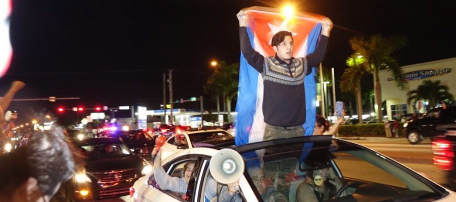 Exilés cubains de Miami : pourquoi ils ont fui Fidel Castro… et fêté sa mort