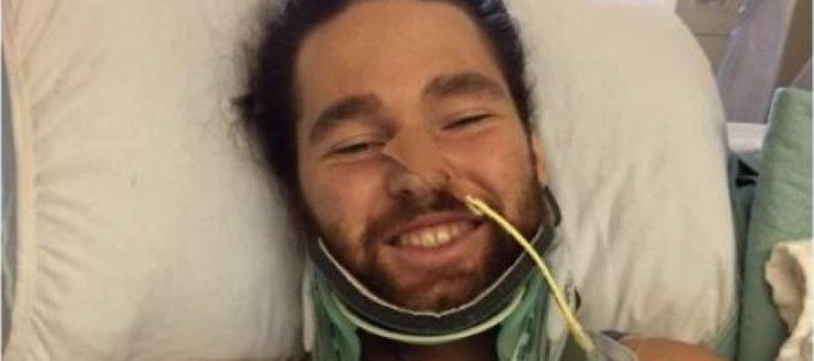 Le champion de wakeboard québécois Benjamin Leclair accidenté en Floride