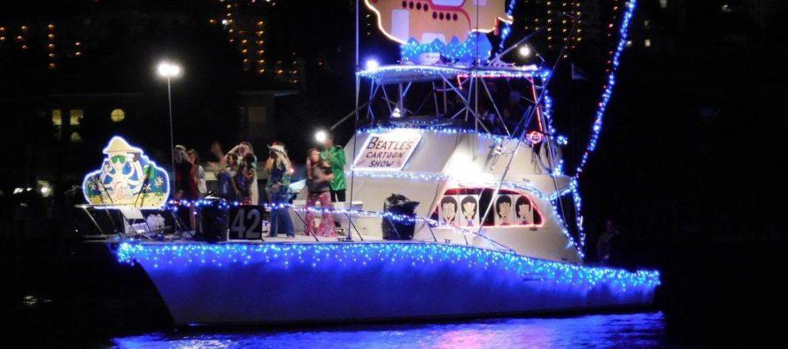 Boat Parade de Fort Lauderdale : un évènement toujours aussi lumineux !
