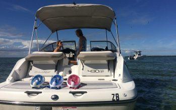 Croisière privée à Miami ou dans les Keys
