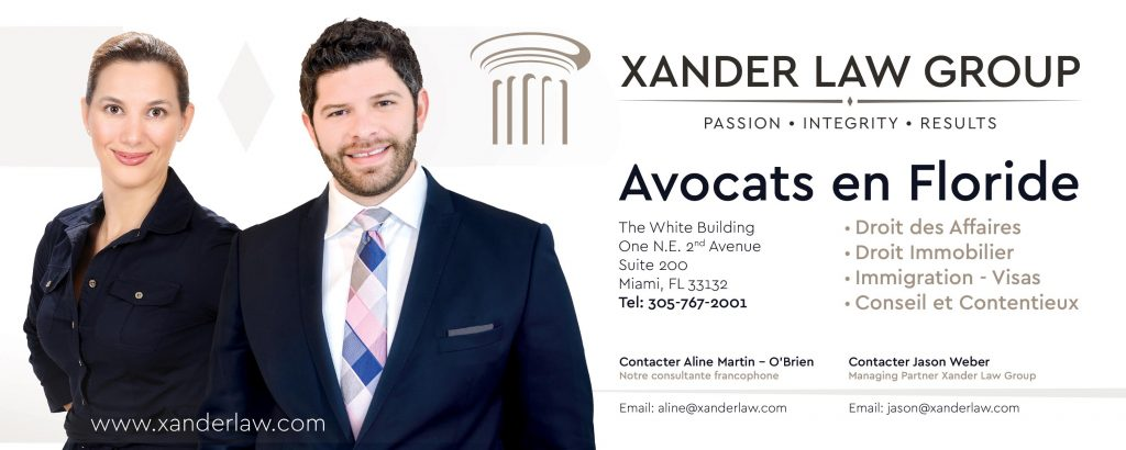Aline Martin Avocate / Xander Law Group