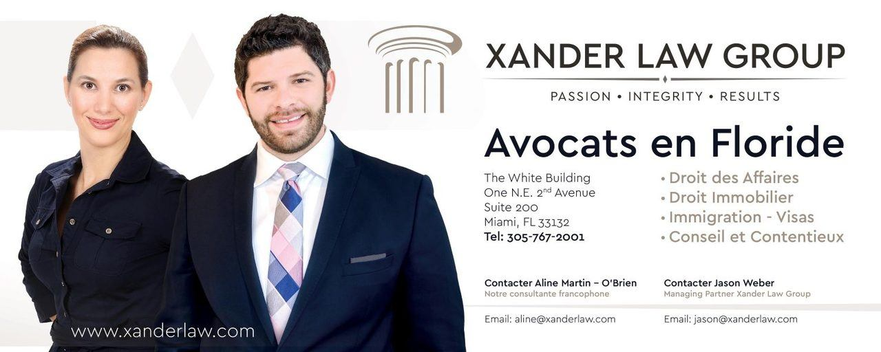 Aline Martin Avocate / Xander Law Group