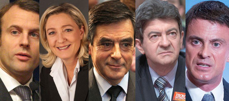 France : état des lieux à 4 mois des élections présidentielles