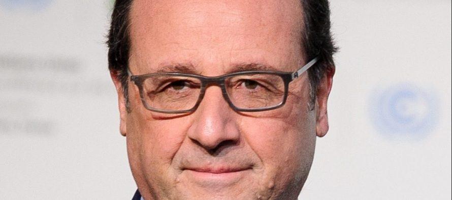Le président François Hollande renonce à se représenter