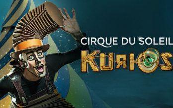 Le Cirque du Soleil revient à Miami avec «Kurios»