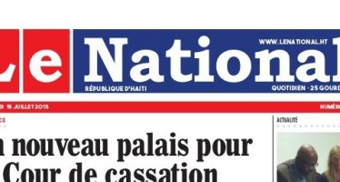 Le journal Le National fête ses un an en Floride !