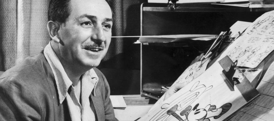 Walt Disney descendait des seigneurs d'Isigny en Normandie