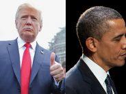 L'heure et le déroulé de l'inauguration de Trump (et du départ d'Obama)