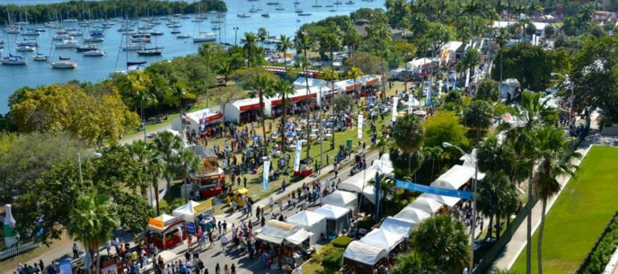 Coconut Grove Arts Festival : un grand festival à Miami