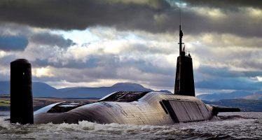 Le Royaume-Uni a tiré un missile nucléaire vers la Floride !