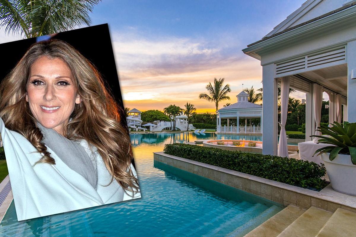 Photo of Pourquoi personne ne veut de la villa de Céline Dion en Floride ?