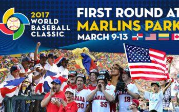 Classique Mondiale de Base Ball 2017 : USA et Canada jouent à Miami en mars