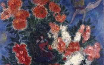 Expo Chagall aux Selby Gardens de Sarasota