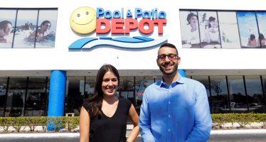 Piscines hors sols en Floride, spas, matériel et meubles pour jardins et piscines : Pool & Patio Depot