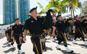 Saint Patrick 2017 : les parades fêtes et festivals en Floride