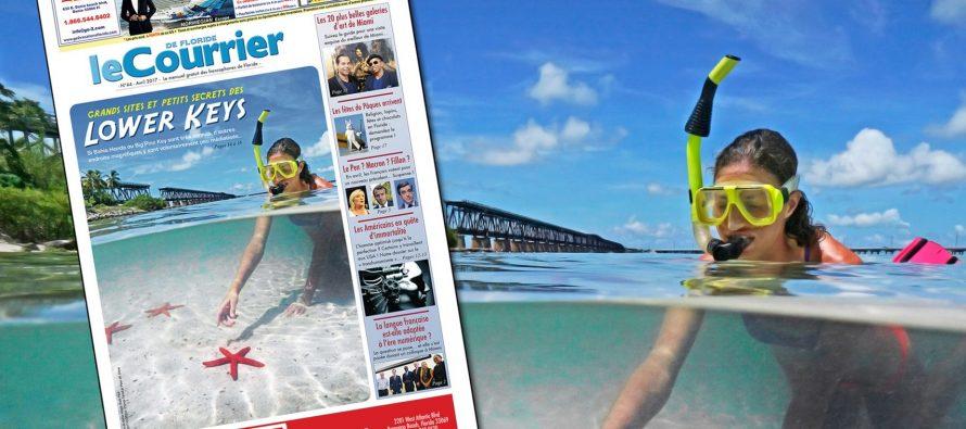 Le Courrier de Floride d'Avril 2017 est sorti !