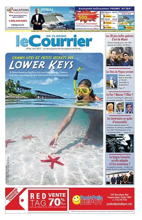 Le Courrier de Floride / Avril 2017