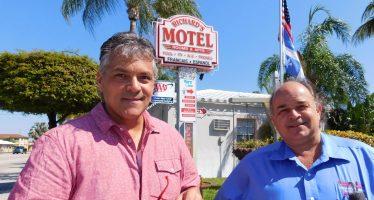 L'hôtel des francophones à Hollywood en Floride : Richard's Motel !