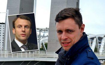 Benoît Duverneuil (USA) : «Avec Macron on assiste à un événement sans précédent»