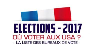 Présidentielles françaises : la liste des bureaux de vote aux Etats-Unis