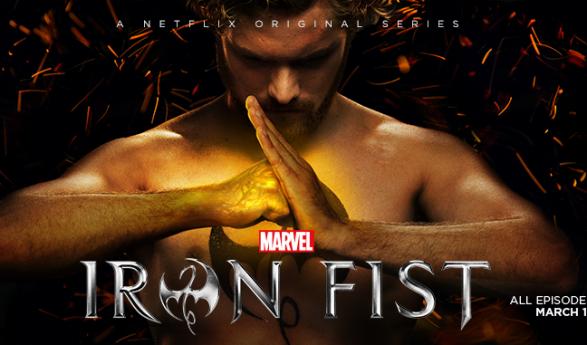 Iron Fist : une bonne série «Marvel» sur Netflix